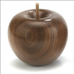 Natural Walnut apple
